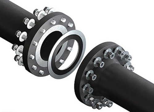 what are flanged joints for piping